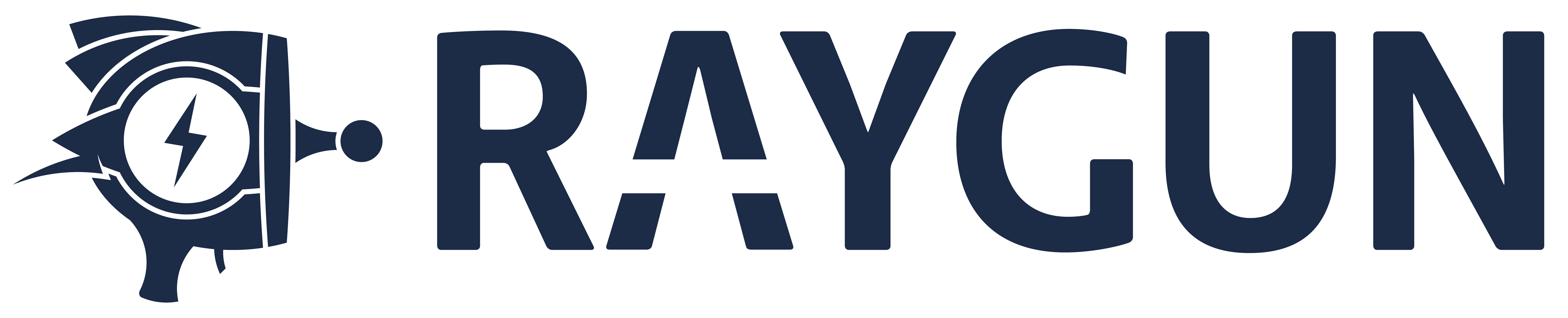 Raygun logo for Pivotal Tracker integration